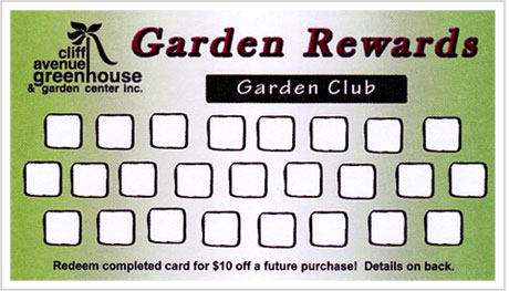 Garden Rewards